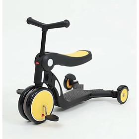 Xe scooter 5in1 đa năng  Version 2020 kèm tay đẩy