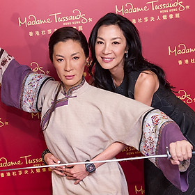 Hình đại diện sản phẩm Vé Tham Quan Bảo Tàng Sáp Madame Tussauds Hong Kong