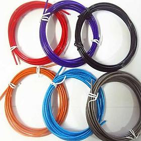 Dây nhảy thể dục nhựa PVC cao cấp có thể tuỳ chỉnh độ dài dây, tối đa 3m-14