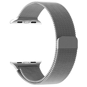 Dây đeo dành cho Apple Watch Milanese Loop - Hàng chính hãng