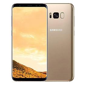 Điện Thoại Samsung Galaxy S8 Plus - Vàng