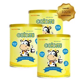 Combo 3 hộp Sữa non COLOMI dành cho trẻ em (350g)