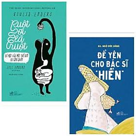"""Combo 2 cuốn: Để yên cho bác sĩ """"hiền"""" + Ruột ơi là ruột"""