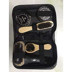 Bộ dụng cụ đánh giày, bộ xi đánh giày 7 món tiện lợi