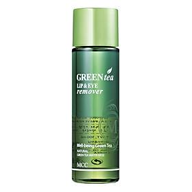 Hình đại diện sản phẩm Tẩy Trang Mắt Môi Chiết Xuất Trà Xanh MCC Cosmetics Greentea Lip & Eye Remover TAY_GRELER_MATMOI (100ml)