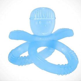 Gặm nướu silicon hình người tuyết giảm ngứa lợi, kích thích mọc răng cho bé - hàng chính hãng Putti Atti