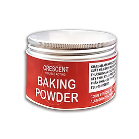 Bột nở Crescent Double Acting Baking Powder 100g