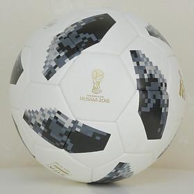 Quả bóng đá World Cup 2018 bóng đúc nguyên khối