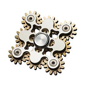 Con Quay 9 Bánh Răng Liên Kết Gear Handicraft Spinner