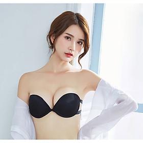 Áo lót nữ, áo lót không dây cúp ngực chống tụt, phù hợp diện đồ hở lưng, vai ZBra - ZA711
