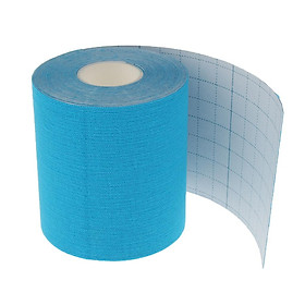 5m x 7.5cm Elastic Kinesiology Tape Muscle Pain Care Therapeutic Sports Tape