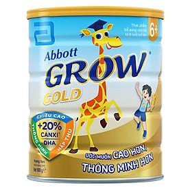 Sữa Bột Abbott Grow School G-Power Vanilla GSGM Dành Cho Trẻ Từ 6 Tuổi Trở Lên (900g)
