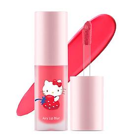 Son kem lì Hello Kitty Cathy Doll Airy Lip Blur 4g
