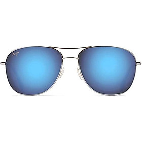 Maui Jim Sunglasses | Cliff House 247 | Aviator Frame, with Patented PolarizedPlus2 Lens Technology