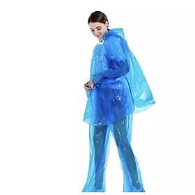 Áo mua bộ nylon chống nước
