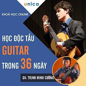 Khóa học GUITAR - Học Độc tấu Guitar [UNICA.VN ]