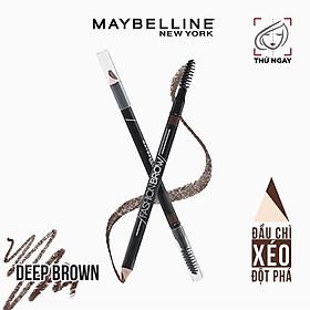Chì Tạo Dáng Mày 2 Trong 1 Maybelline New York Fashion Brow Cream Brush