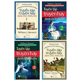 Combo 4 Cuốn: Bộ Tuyển Tập Truyện Hay Dành Cho Thiếu Nhi (5108,4703,4699,5111)