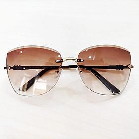 Mắt kính nữ kính mát thời trang ốc mũi tên ms23