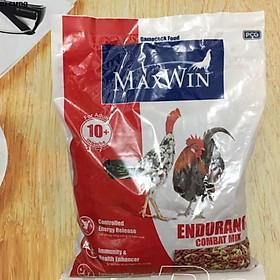 Combo 2 gói Maxwin - Thức ăn cho gà đá có thể dùng cho gà tre, chim cu- Ngũ cốc cho gà chọi gói 1kg