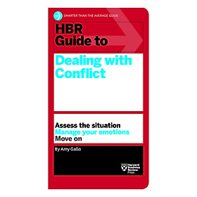 Harvard Business Review Guide To Dealing With Conflict
