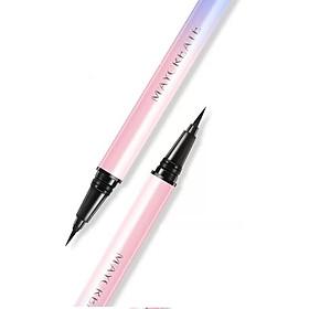 Bút Dạ Kẻ Mắt Kháng Nước MayCreate Eyeline BK12 Lâu Trôi Cao Cấp