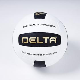 Bóng chuyền cao cấp Delta 8287-5C - Da tổng hợp PU microfiber cao cấp nhập khẩu từ Nhật Bản