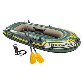 Thuyền Bơi Đôi Seahawk 2 Intex 68347 (236 x 114 x 41 cm)