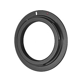 M42-EOS 42mm Screw Mount Lens to Canon EOS Camera Lens Mount Adapter Ring