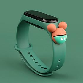 Đồng hồ cho bé - Xem giờ chỉ bằng một cái chạm nhẹ LEDBUPBEXANH