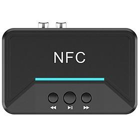 Bộ Thu Bluetooth 5.0 BLT-200 Cho Loa. Amly Hỗ Trợ Cổng 3.5mm + RCA Tích Hợp Công Nghệ NFC 1 Chạm AnZ