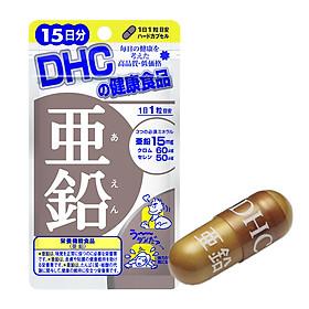 Viên Uống Bổ Sung Kẽm DHC Zinc