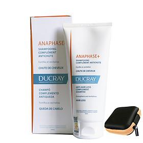 Ducray Anaphase+ Shampoo: Dầu Gội Giúp Giảm Rụng Tóc (200ml)
