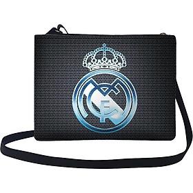 Túi Đeo Chéo Nữ In Hình Real Madrid - TUST042 (24 x 17 cm)