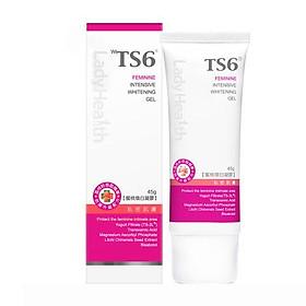 Gel dưỡng phục hồi da trắng sáng TS6 Intensive Whitening Gel 45g
