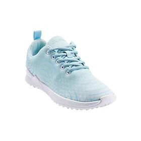 Giày Sneaker Juno Phối Họa Tiết TT03010 - Xanh