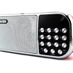 Loa nghe nhạc đa năng radio FM  CR-22 hàng nhập khẩu