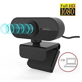 1080p Full Hd Web Camera With Microphone Usb Plug Web Cam For Pc Computer Mac Laptop Desktop Mini Camera