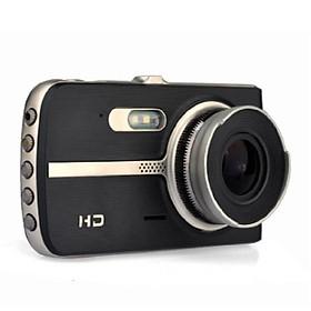 Camera hành trình xe hơi (xe ô tô)  X003 Full HD 1080P - ( Màn hình 4 inch –  Ghi hình Trước và sau)