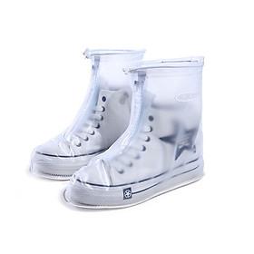 Ủng bọc giày đi mưa đi phượt chống nước có đế chống trượt
