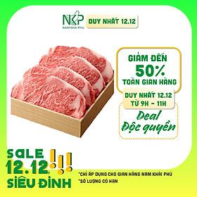Thịt bò Nhật JEJU FUJI (KOBE) NKP 0.2kg