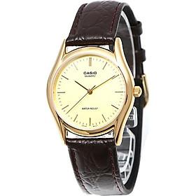 Đồng hồ nam dây da Casio MTP-1094Q-9A