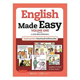 Sách-English made Easy-Tiếng anh qua tranh volume 1