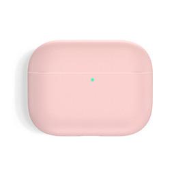 Bao case chống sốcsilicon siêu mỏng cho tai nghe Apple Airpods Pro hiệu Totu AA-095 (Mỏng 0.7mm, bảo vệ toàn diện, vật liệu cao cấp) - Hàng nhập khẩu