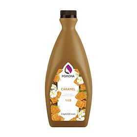 Sốt Caramen Pomona - Pomona Caramel Sauce (2kg)