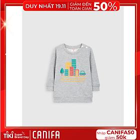Áo mặc nhà sơ sinh bé trai 7TW18W001 Canifa