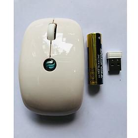 Chuột máy tính không dây thông minh Newmen F201/F201G - Hàng chính hãng