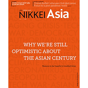 Nikkei Asian Review: Nikkei Asia - Why We're Still Optimistic About The Asian Century - 39.20, tạp chí kinh tế nước ngoài, nhập khẩu từ Singapore