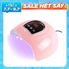 Đèn làm móng tay 54W Máy sấy gel LED Máy đóng rắn UV Móng tay & móng chân Chữa bệnh bằng gel USB Máy vẽ móng tay Máy sơn