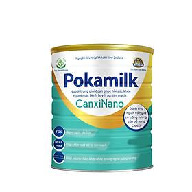 2 Hộp Sữa dinh dưỡng POKAMILK CANXINANO 400g